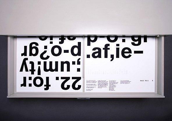 22. bundestreffen  forum typografie