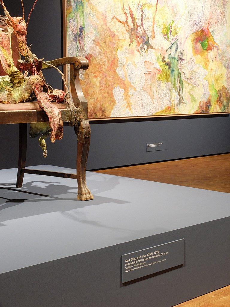 bernard schultze – museum ludwig köln