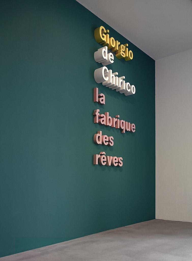 giorgio de chirico – musée d'art moderne, paris